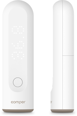 Comper Smart Forehead Thermometer